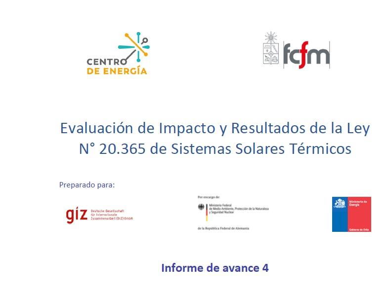 Estudio Resultados e Impactos de la Ley 20.365 para SST